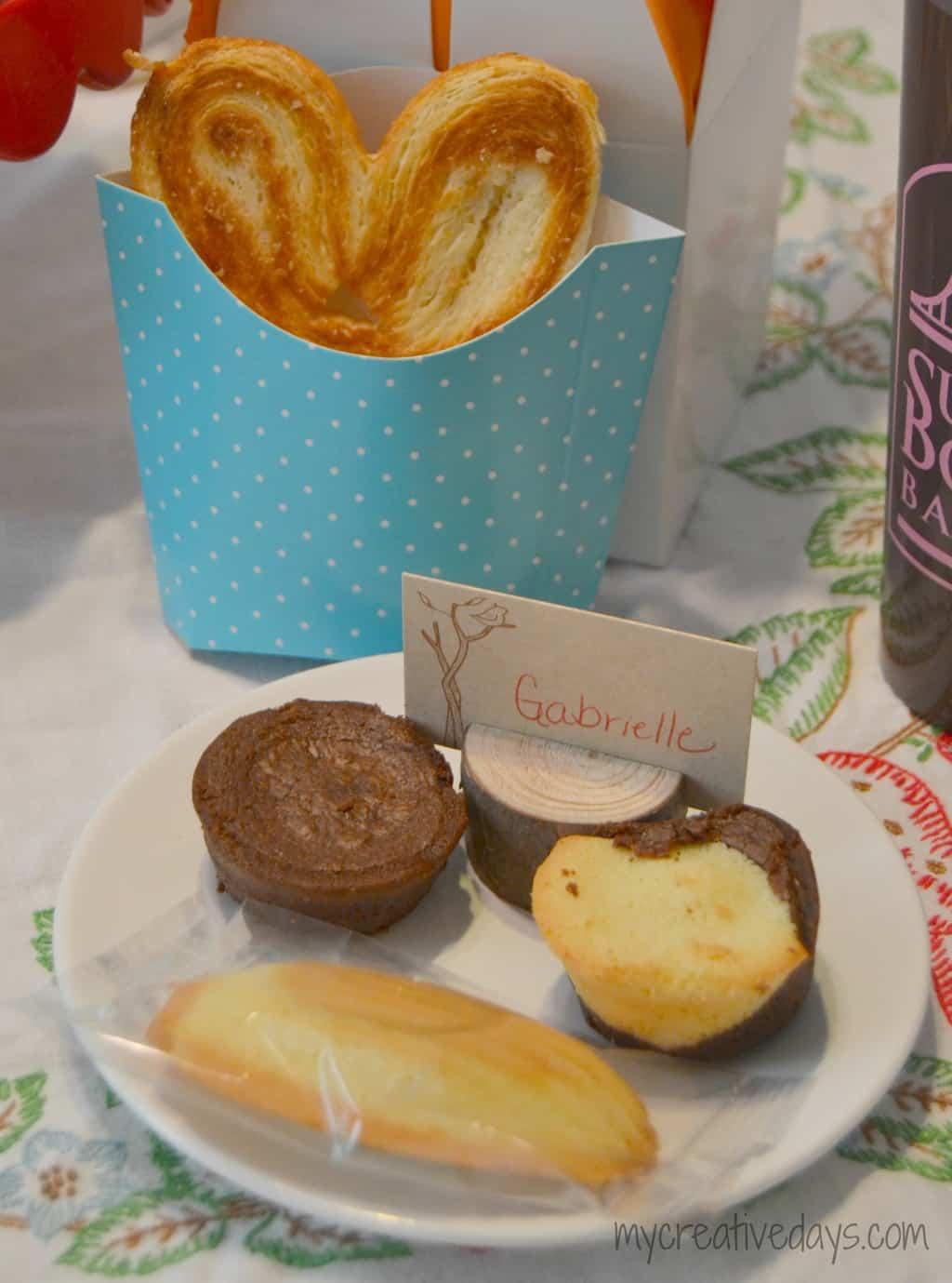 Dessert Picnic mycreativedays.com