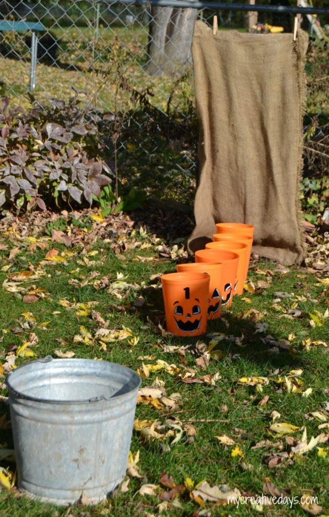 Halloween Party Easy Decor, Games & Snacks