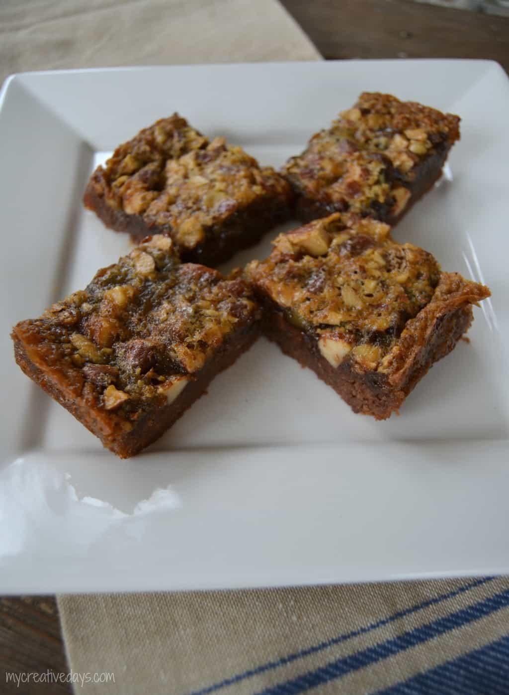 Nestle DelightFulls Chocolate Almond Bars mycreativedays.com