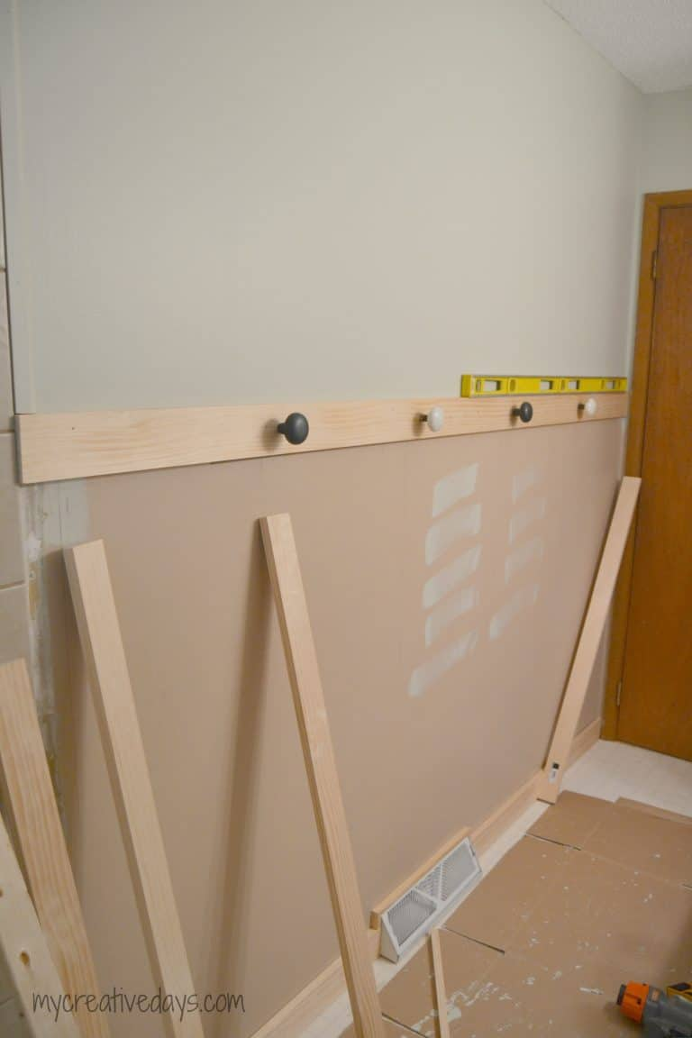 Pin This · Do You Want To Make Over Your Small Bathroom But Have A Tight  Budget? This