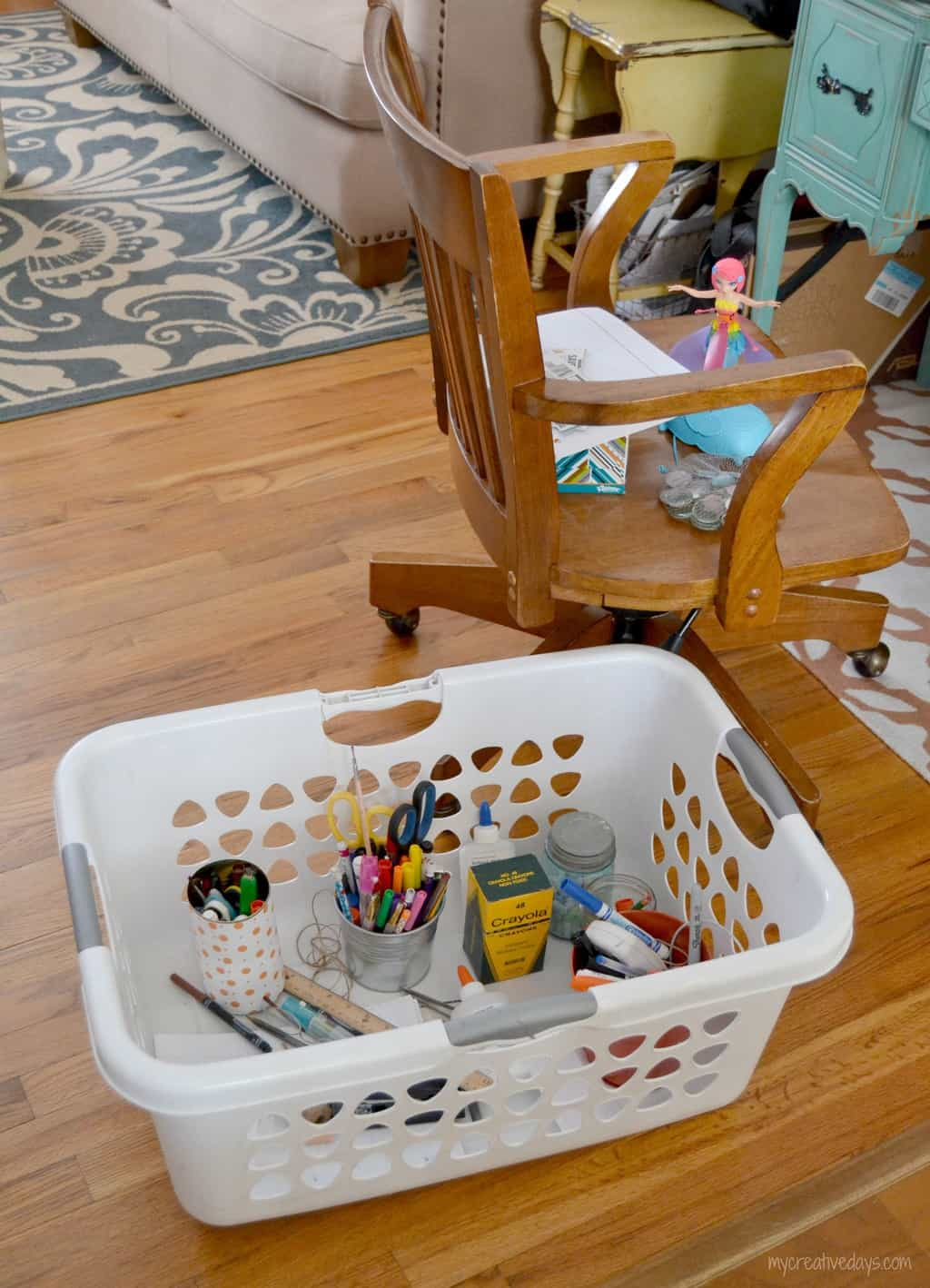 Behind The Scenes Of A Creative Blogger mycreativedays.com