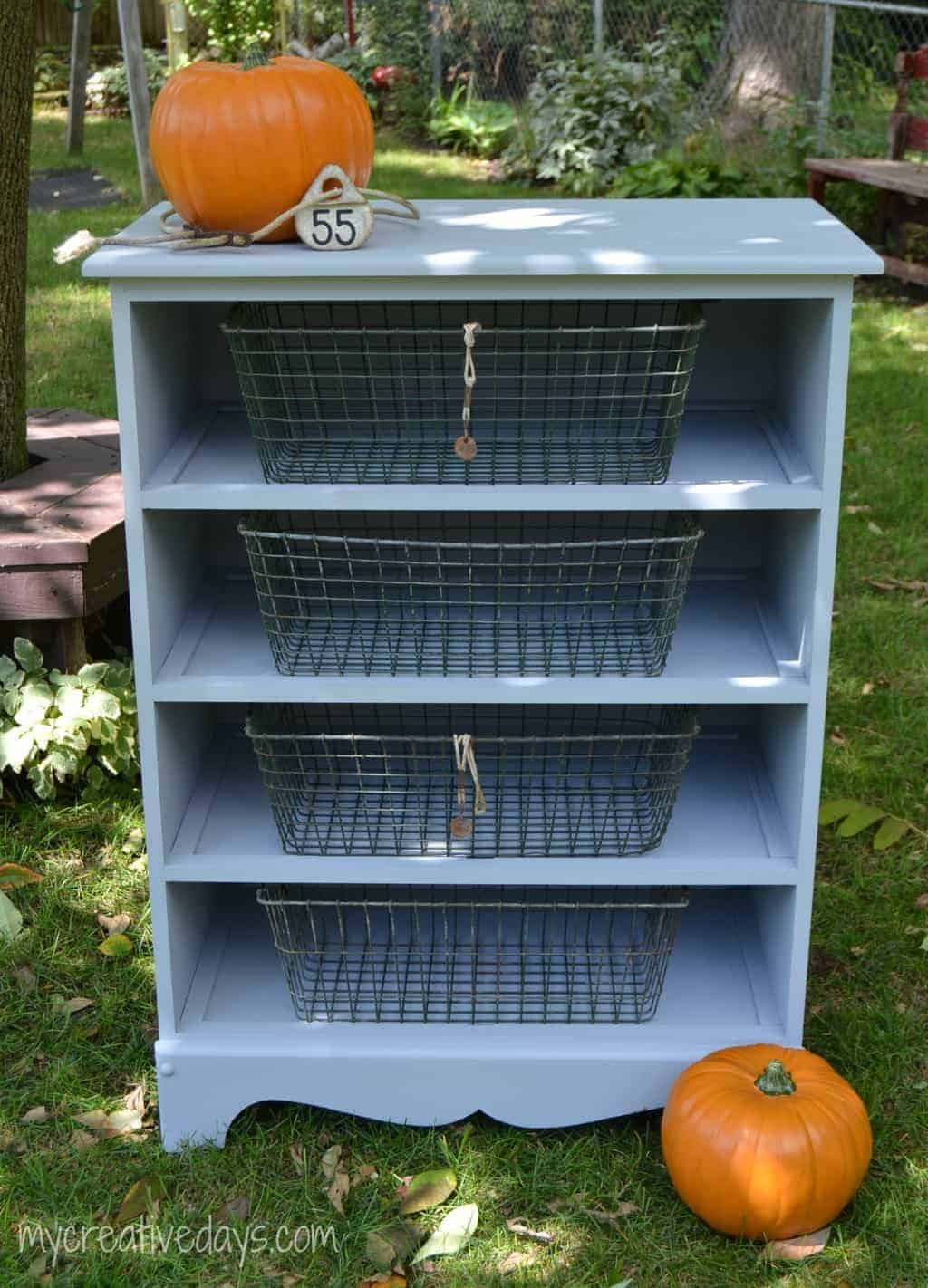 Pin This  C2 B7 Do You Have An Old Dresser That You Arent Using Anymore This Repurposed