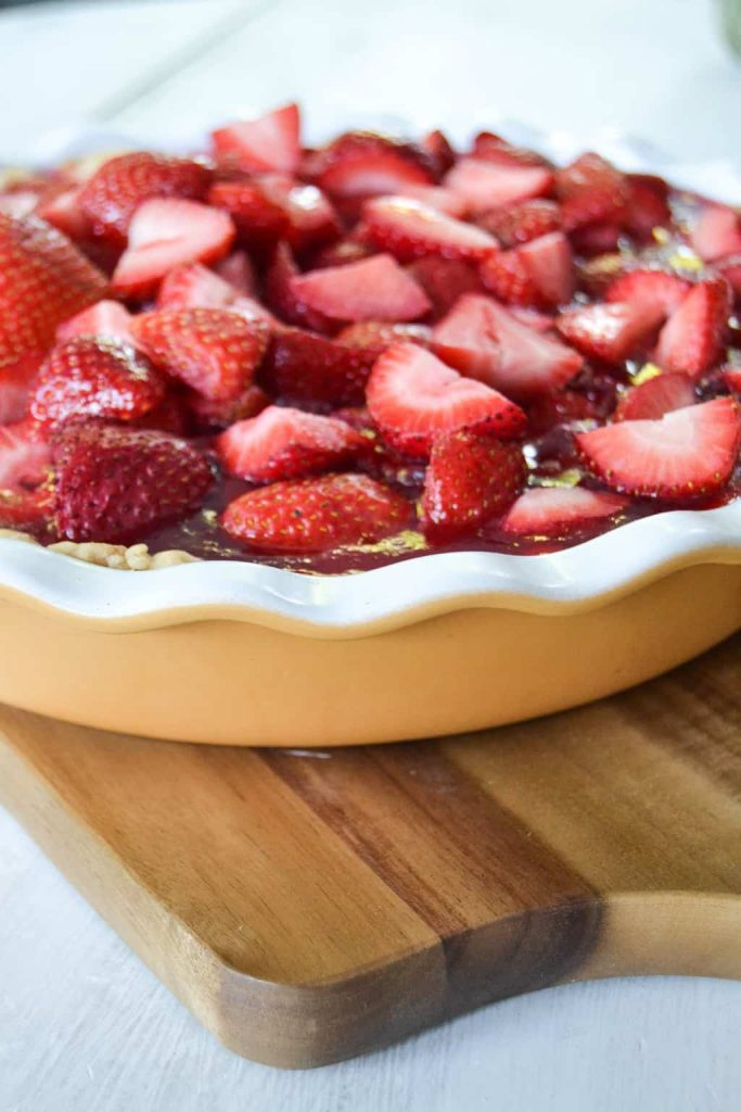 Best and Easiest Strawberry Pie Recipe
