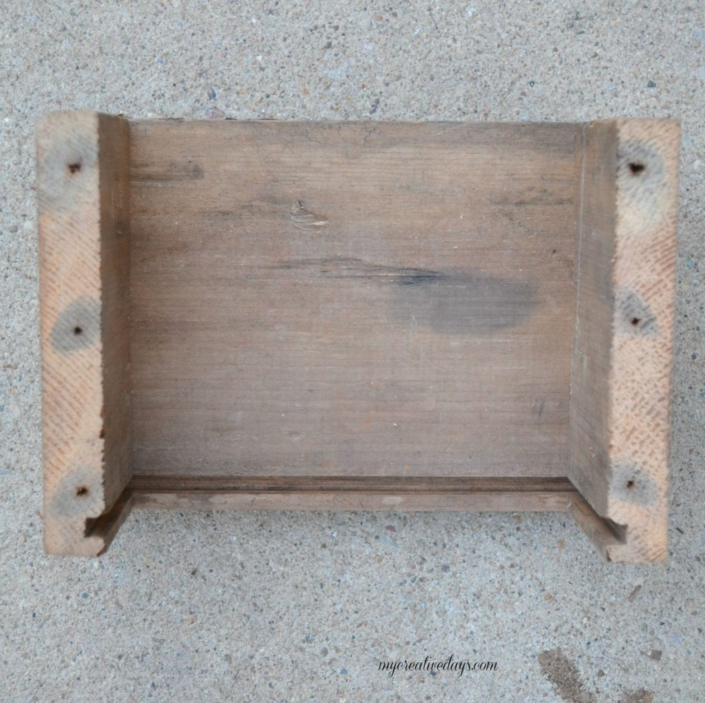 We are always trying to get more organized in all areas of our lives. This easy DIY wall organizer has a rustic look but will keep anything you store in it streamlined and neat.