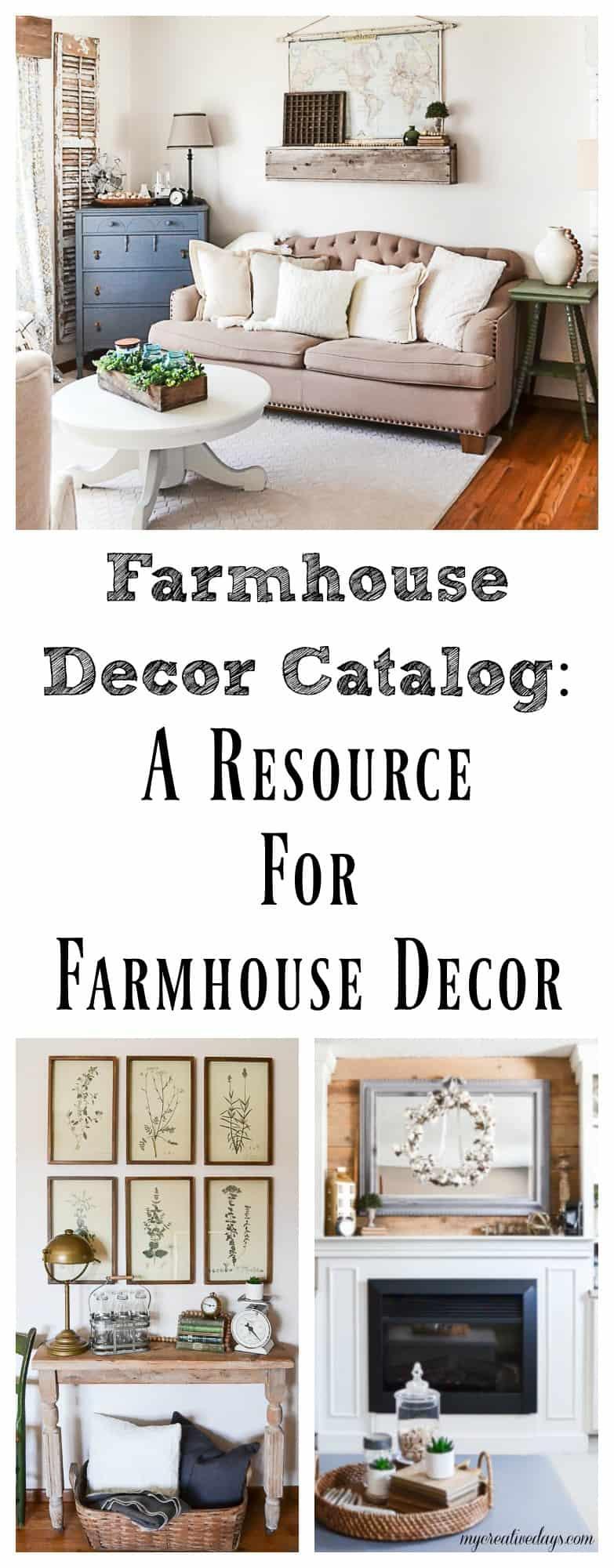 Farmhouse decor catalog for all your farmhouse decor needs for Great home decor catalogs