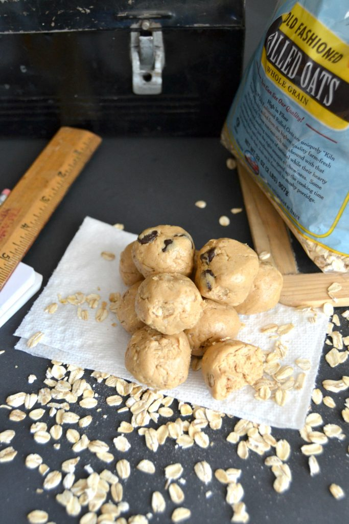 Easy Protein Balls Recipe