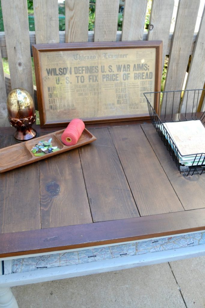 """If you are looking for a desk for <strong>scala coffee table</strong> your home, this easy DIY desk was made over with an old map. Click over to find the tutorial!"""" width=""""683″ height=""""1024″ srcset=""""https://mycreativedays.porch.com/wp-content/uploads/2015/10/Easy-DIY-Desk-makeover-2-683×1024.jpg 683w, https://mycreativedays.porch.com/wp-content/uploads/2015/10/Easy-DIY-Desk-makeover-2-600×900.jpg 600w, https://mycreativedays.porch.com/wp-content/uploads/2015/10/Easy-DIY-Desk-makeover-2-200×300.jpg 200w, https://mycreativedays.porch.com/wp-content/uploads/2015/10/Easy-DIY-Desk-makeover-2.jpg 768w, https://mycreativedays.porch.com/wp-content/uploads/2015/10/Easy-DIY-Desk-makeover-2-400×600.jpg 400w"""" sizes=""""(max-width: 683px) 100vw, 683px"""" /></p> <p><em>{Affiliate hyperlinks are employed in this post. You can study my disclosure <span style="""