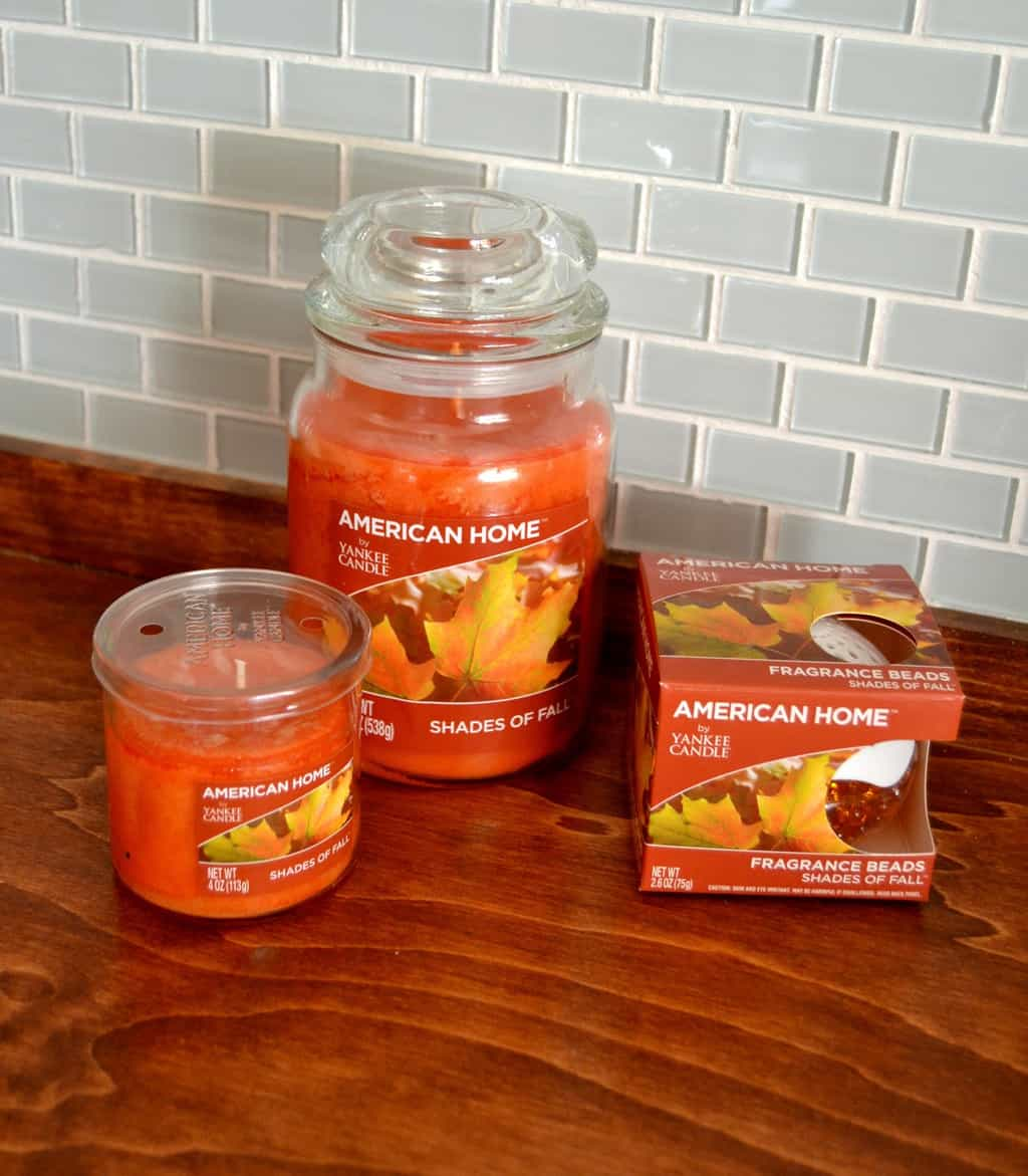 5 easy ways to make your home welcoming this fall my for Different brands of candles