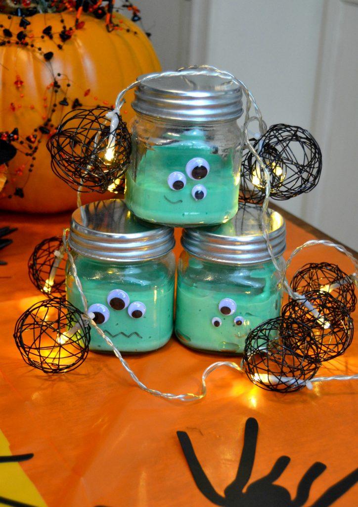 Halloween Party: PEEPS® Mini-Trifles & Monster Goo MyCreativeDays.com