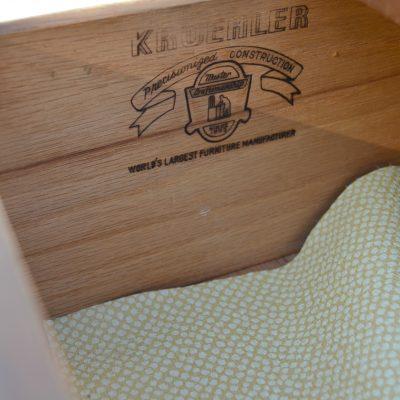 Kroehler Dresser Makeover