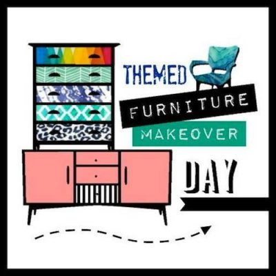 Faux Weathered Dresser {Themed Furniture Makeover}