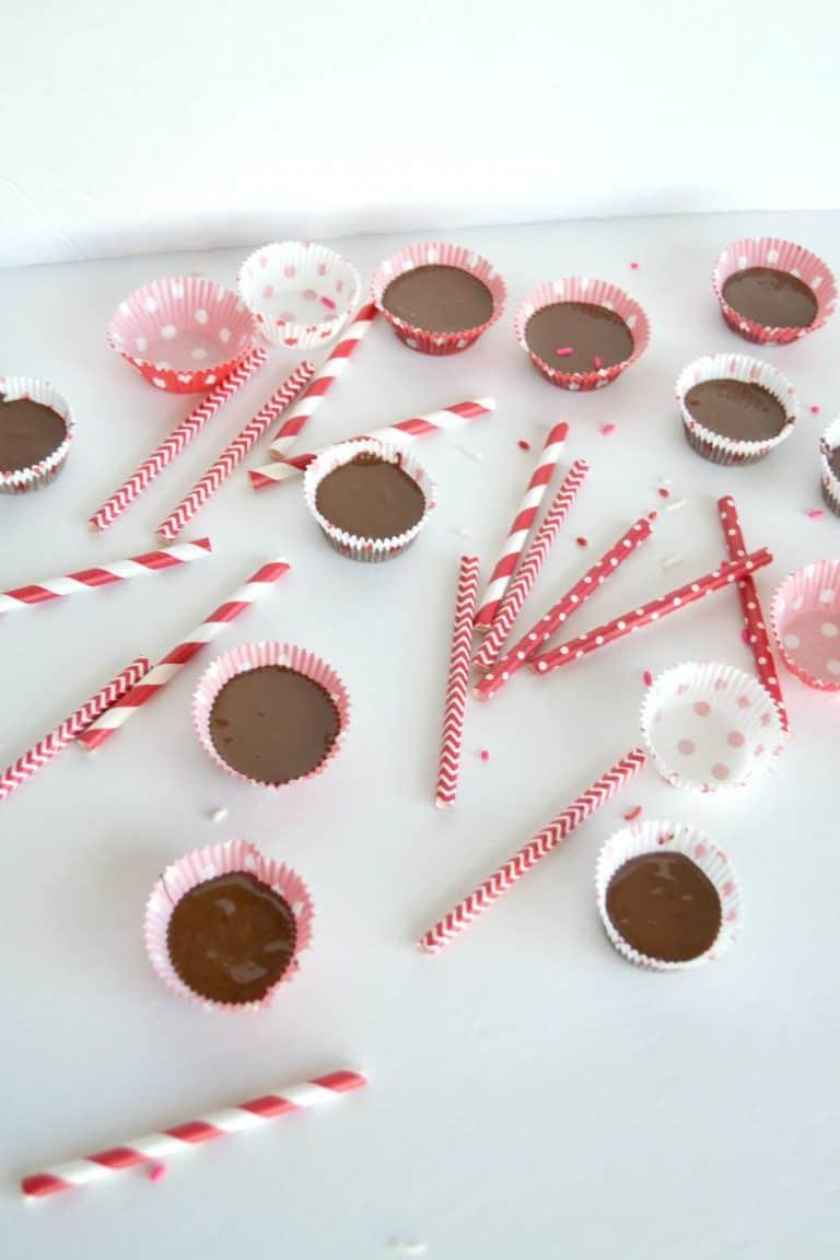 how to make homemade valentine chocolate