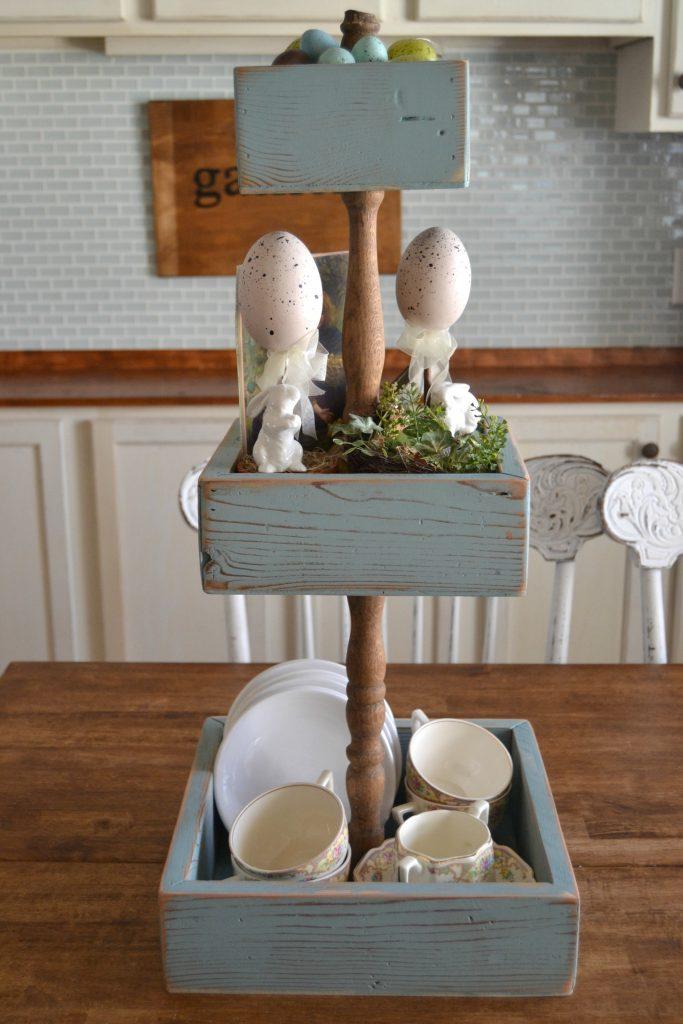 DIY Three Tiered Stand | My Creative Days
