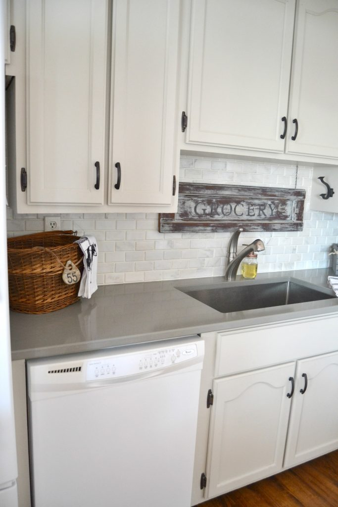 Do It Yourself Kitchen Makeover | My Creative Days