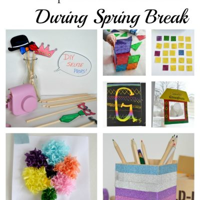 7 Activities That Will Keep Your Kids Entertained During Spring Break