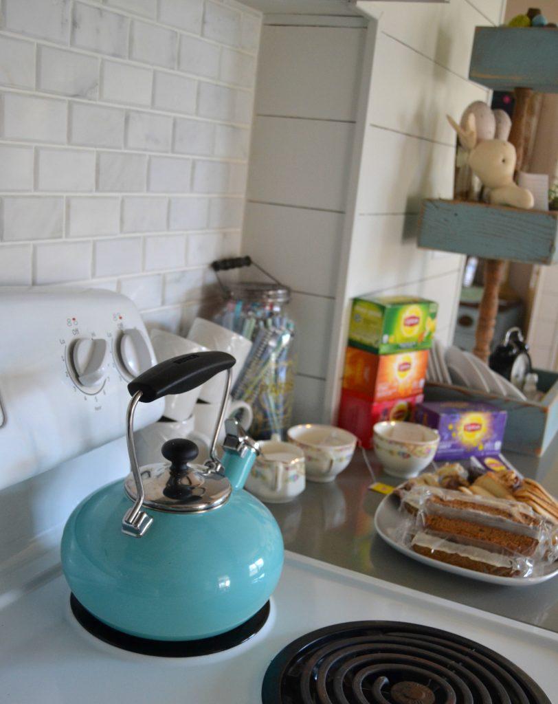 Easy Tea Beverage Bar | My Creative Days