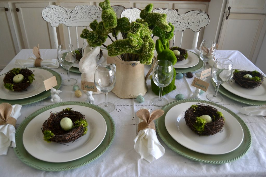 Spring Party Table