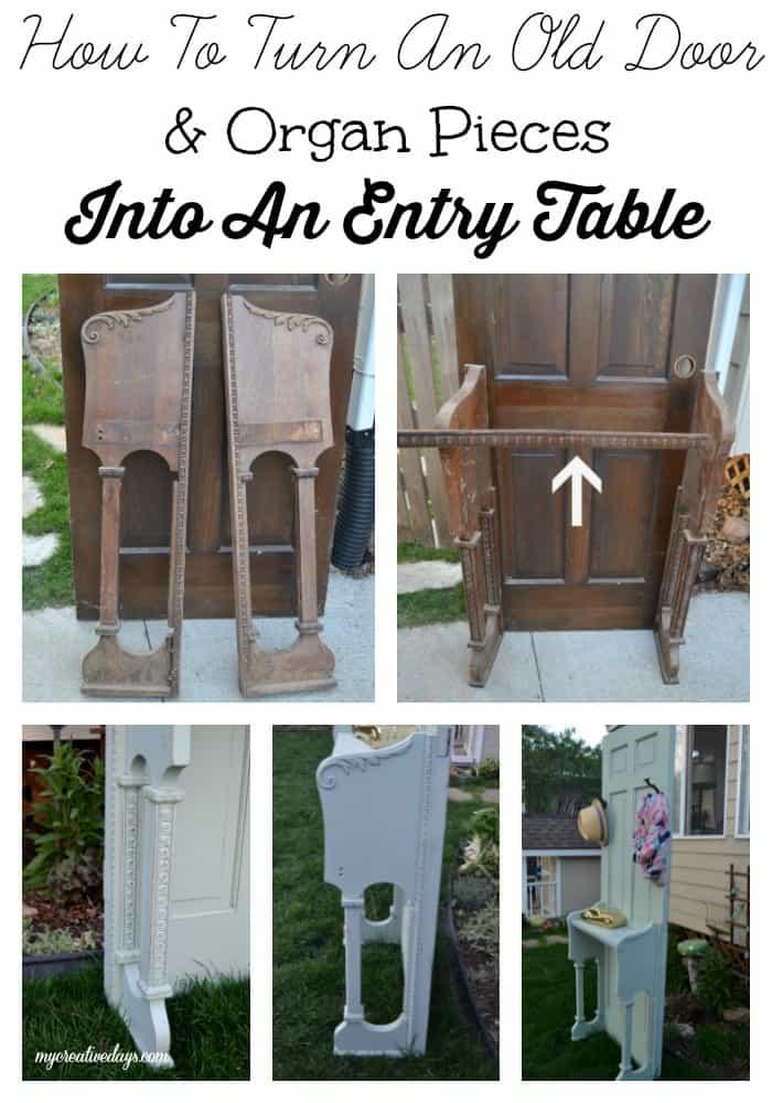 DIY Entry Table Ideas