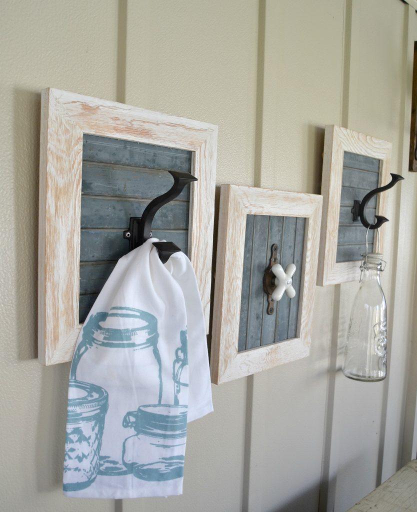 DIY Farmhouse Bathroom