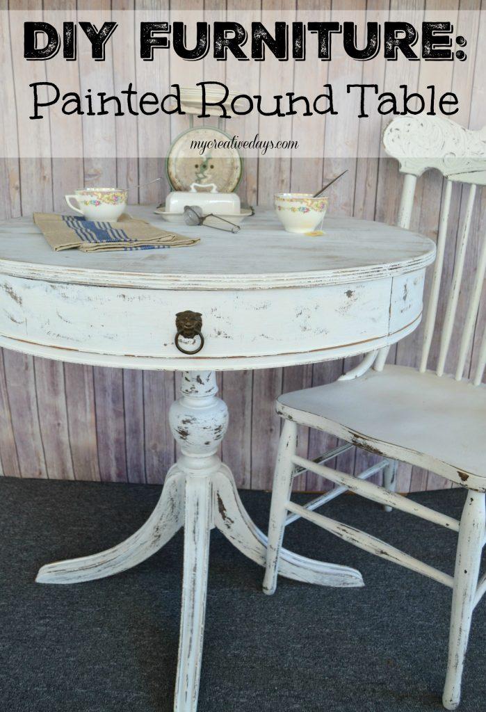 DIY Table Makeover Ideas