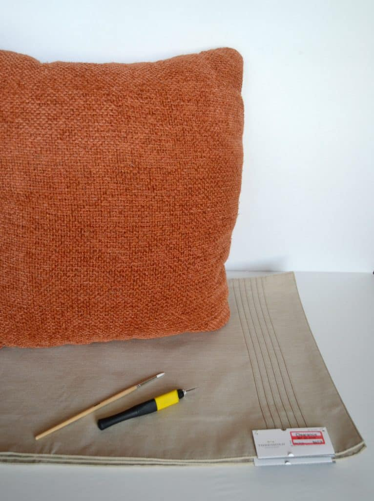 easy diy throw pillow covers that only cost $2 to make Diy Throw Pillow Covers
