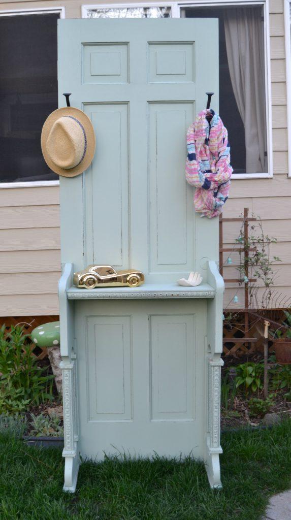 Repurposed Door Table