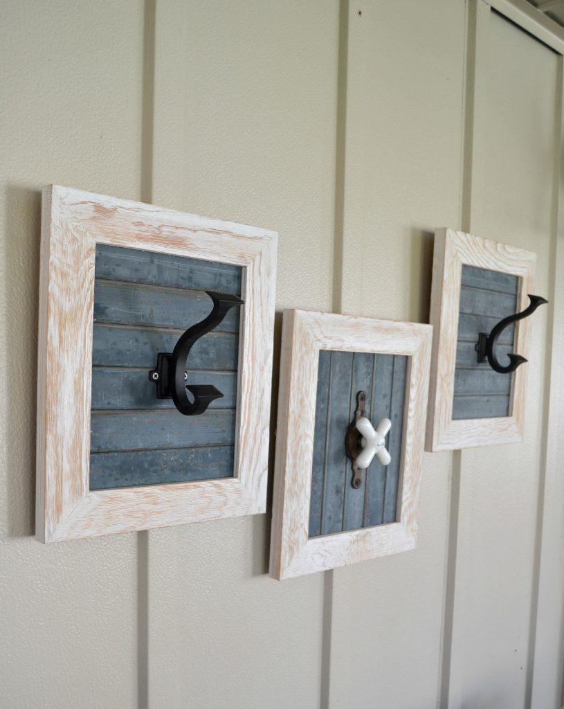 Repurposed Frame Hooks