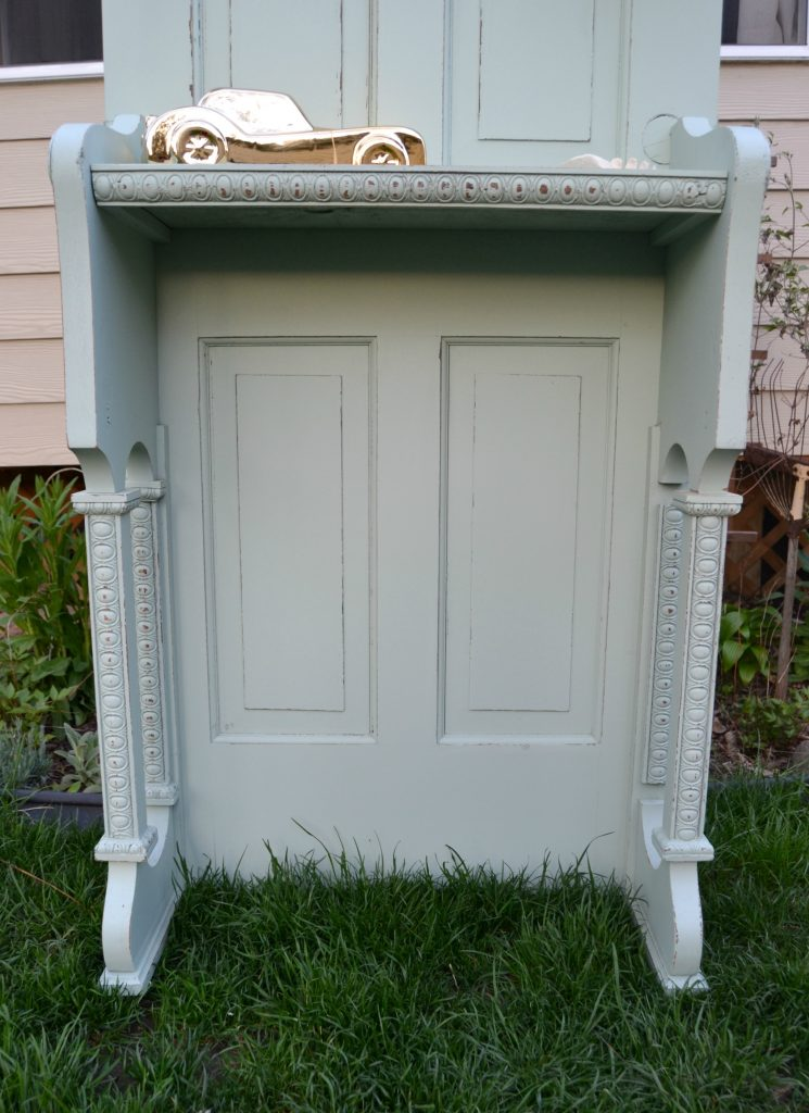 Upcycled Door Entry Table