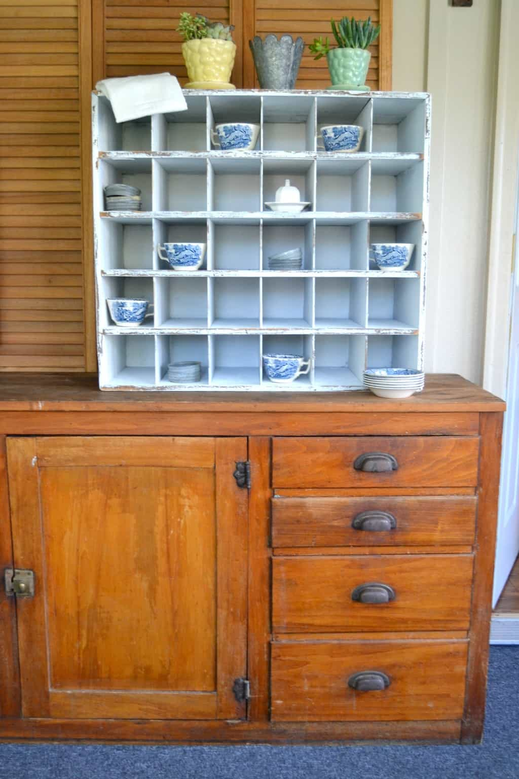 Knock Offs Toy Meets World: Pottery Barn Cubby Knock-Off In 20 Minutes