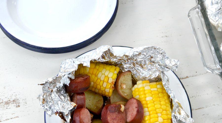 5 Easy Hobo Meals