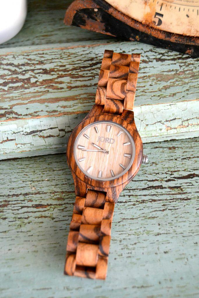 Wood Women's Watch