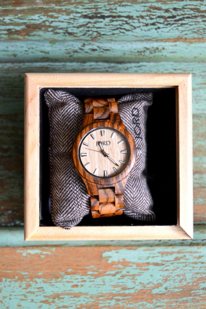 JORD wood womens watches