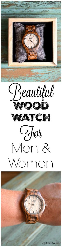 If you are looking for a wood watch for yourself or for someone else, click over to find the most beautiful wood watches for both men and women.