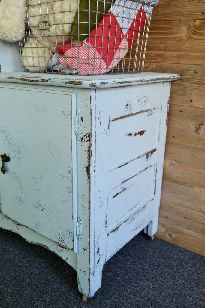 Easy DIY Nursery Furniture