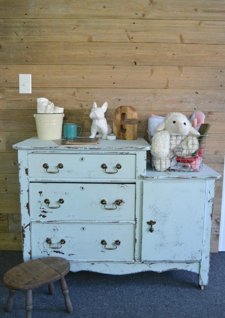DIY Nursery Furniture Ideas