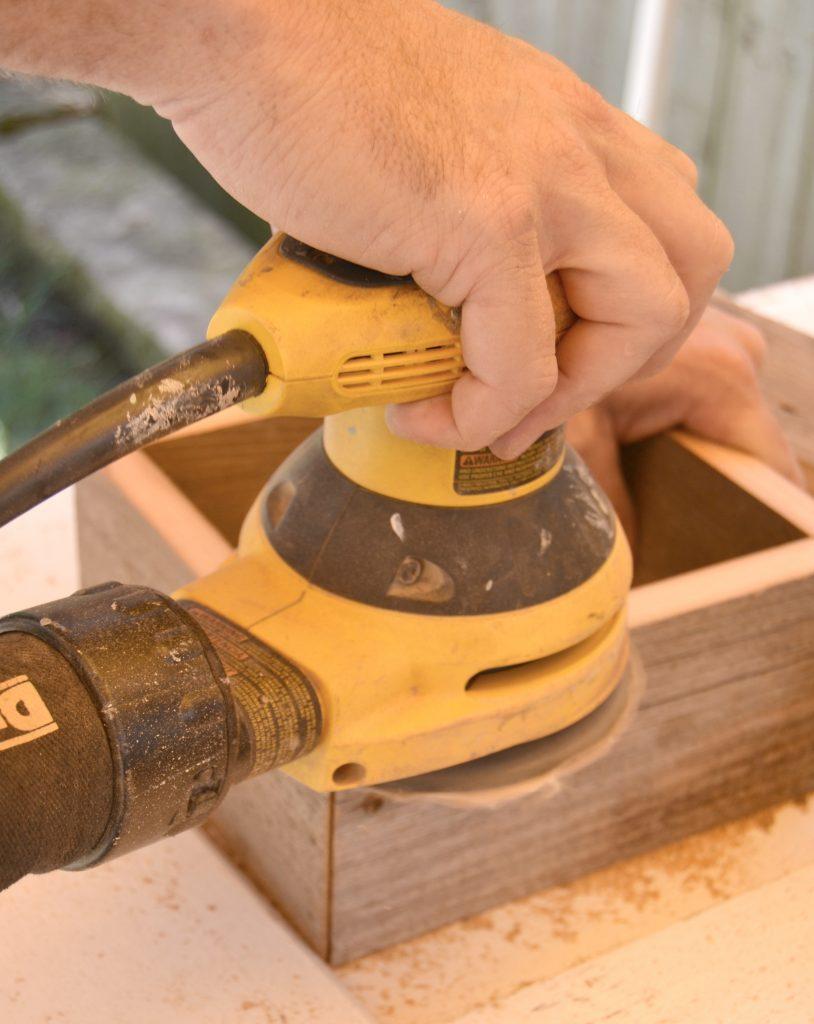 Easy Wood Box Tutorial