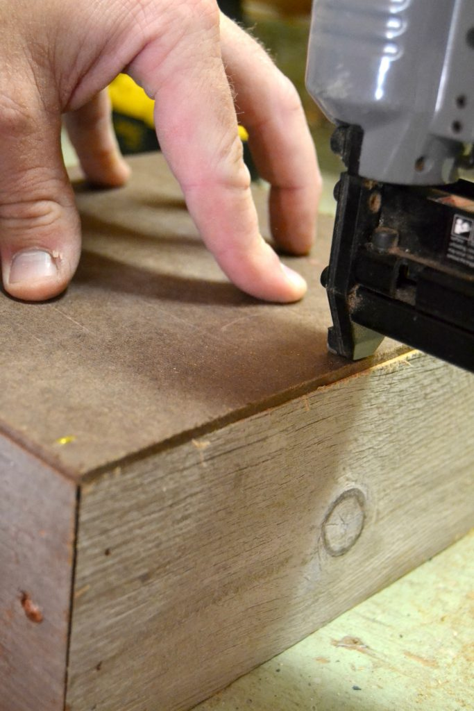 Wood Box Construction