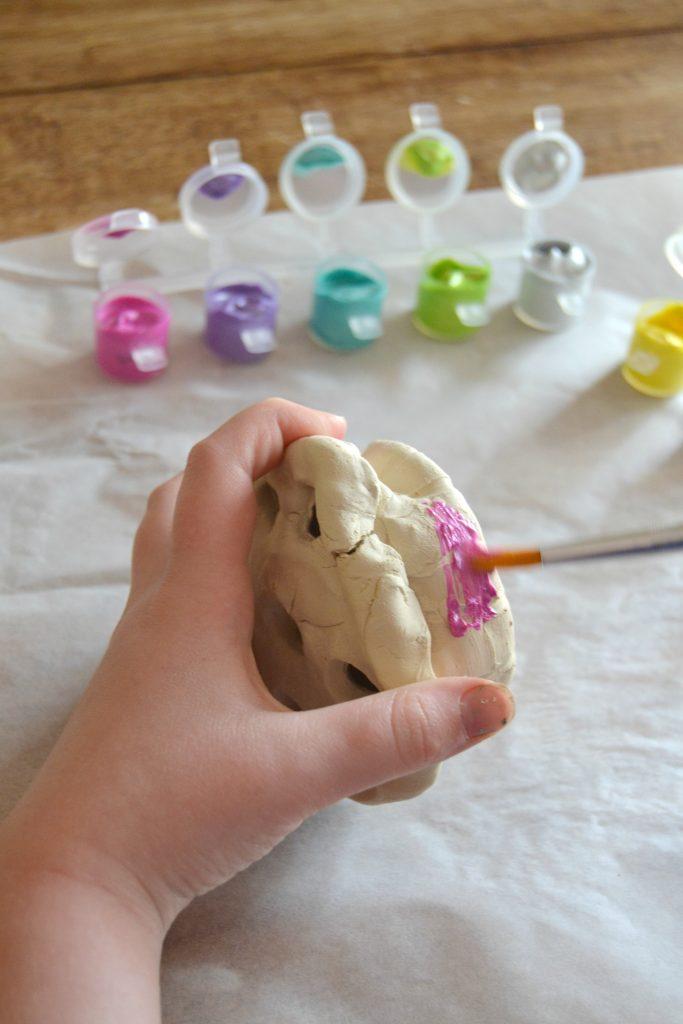 Clay Kid's Crafts Ideas
