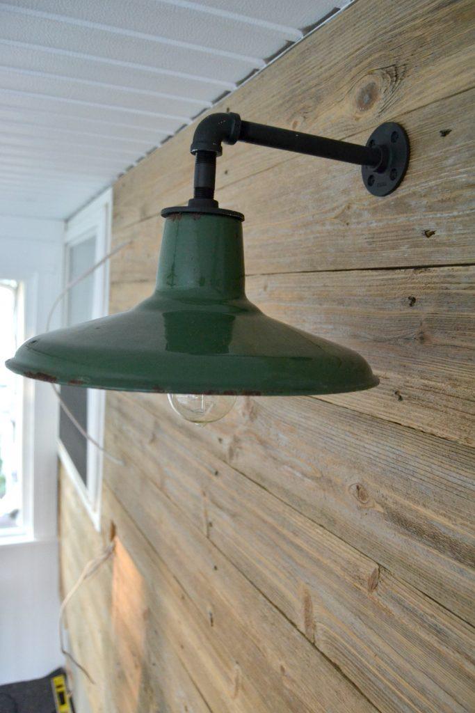 Farmhouse Porch Lighting