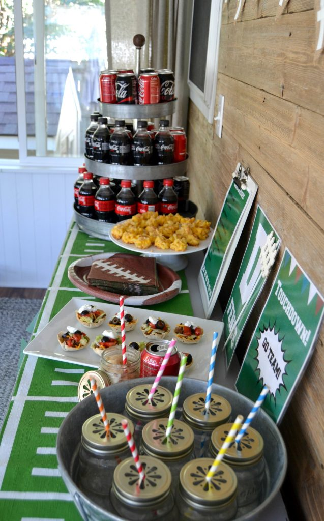 Easy Football Party