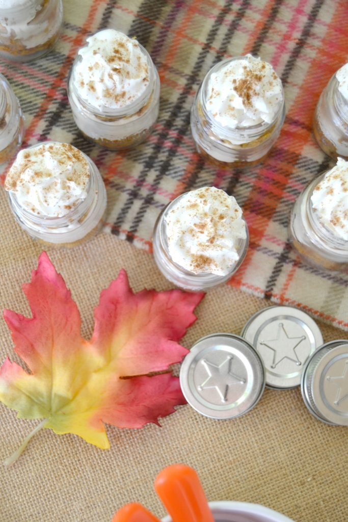 Fast Mini Pumpkin Cheesecake Trifle Recipe