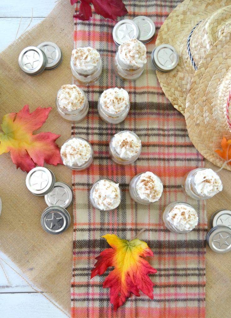 Simple Pumpkin Cheesecake Trifle Recipe
