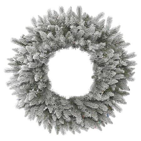 11 Farmhouse Christmas Wreaths Under 30 My Creative Days