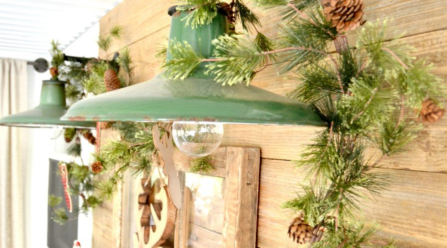 Thrifted Christmas Decor For Your Home + Giveaway!