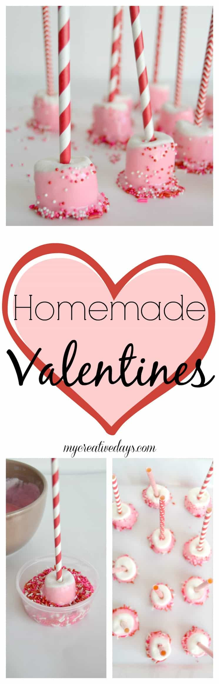 pin this homemade valentines - Home Made Valentines