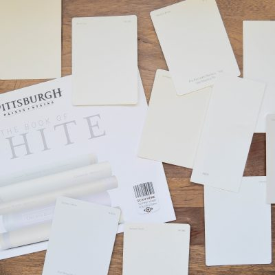5 Tips For Choosing A White Paint Color