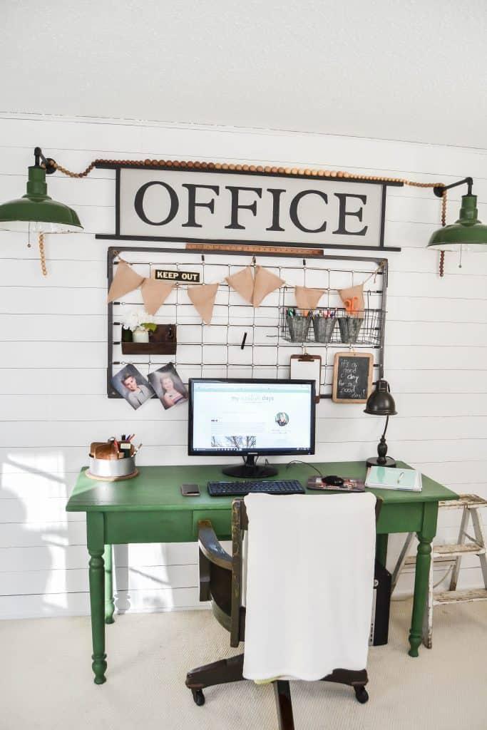 Diy Home Office Desks