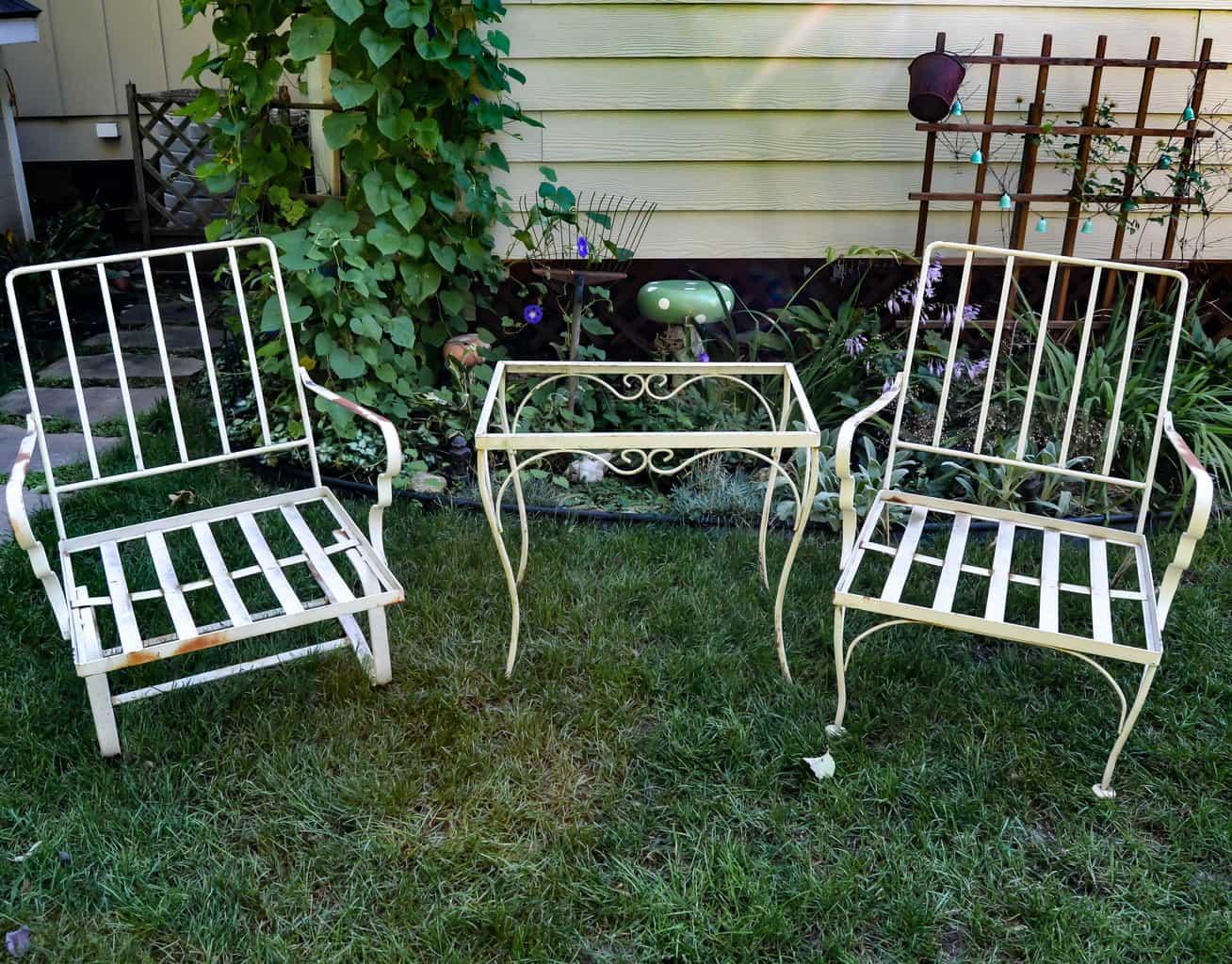 diy outdoor furniture makeover my creative days