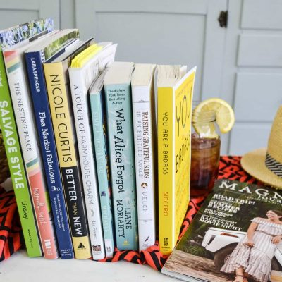Summer Reading List: Books and Magazines
