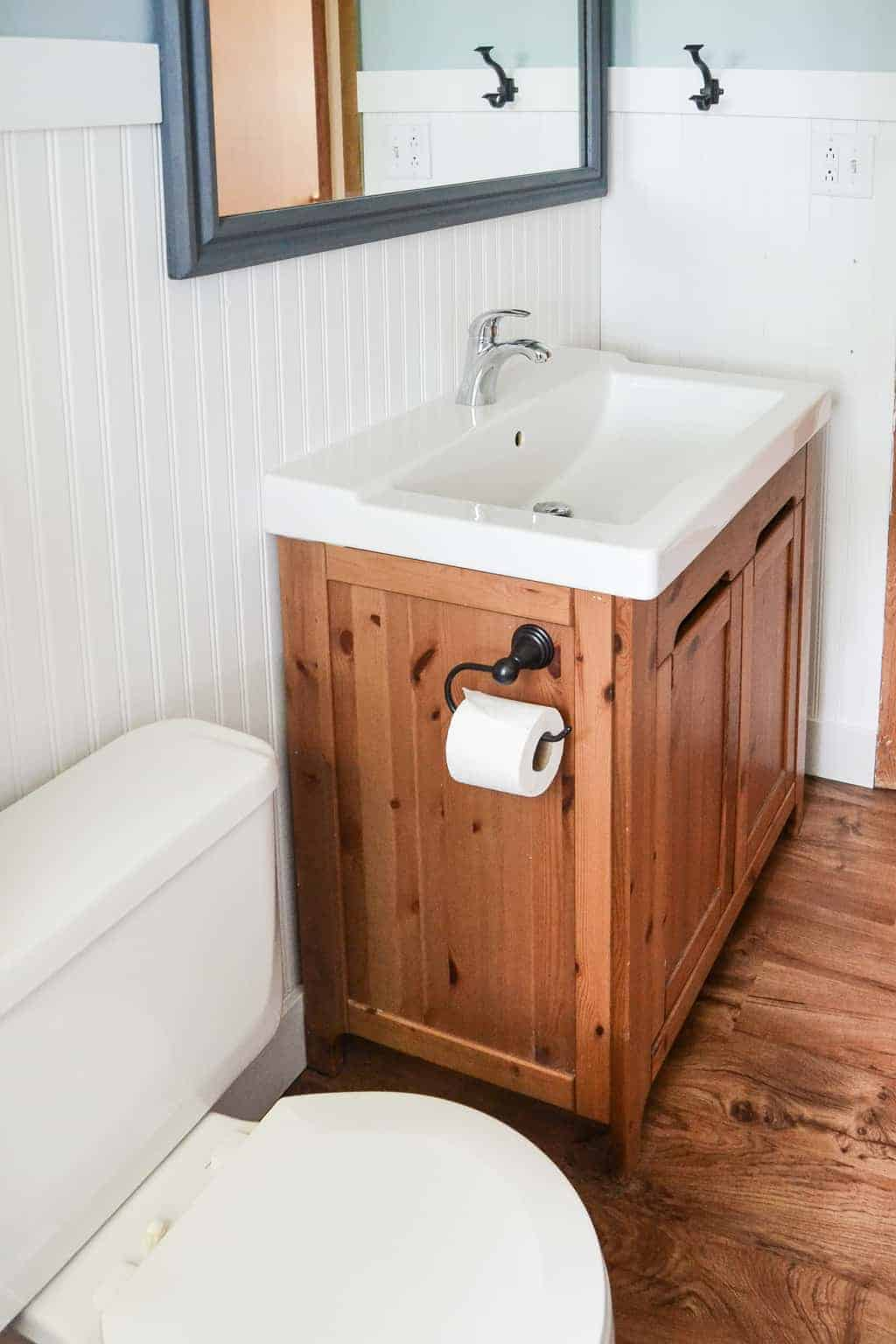 Pin This · Budget Bathroom Makeover   You Donu0027t Need A Lot Of Money To Make  Over